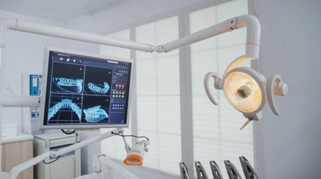 radiografía 3d dental
